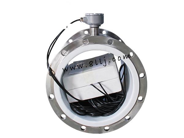不锈钢分体式电磁流量计