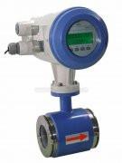 全塑料夹持式电磁流量计量表(农田灌溉专用)