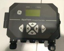 AT600超声波液体流量计量表