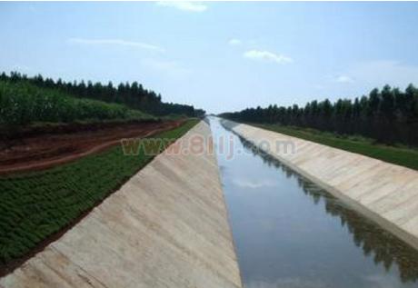 明渠灌溉水利项目