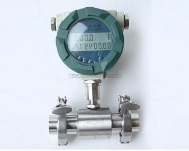 液体流量计量表的正确安装方法