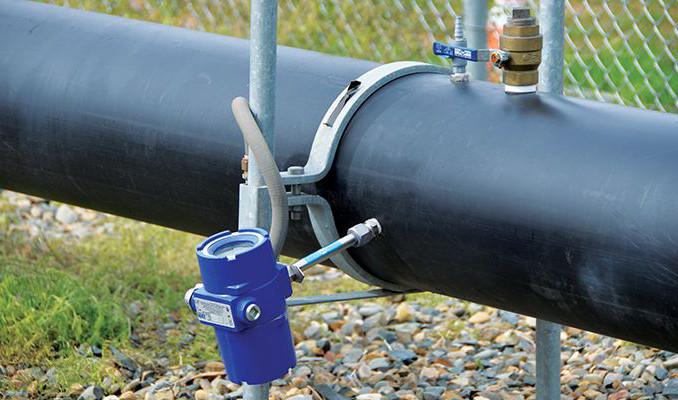 电磁流量计量表的安装、使用及常见故障