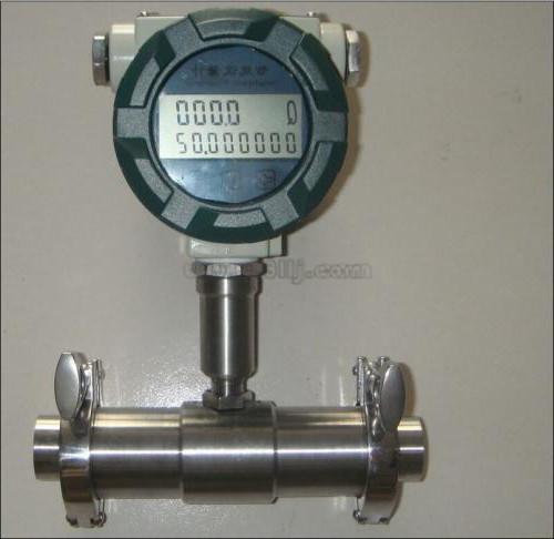 远传金属管转子流量计量表的校准